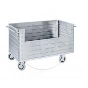 Chariot en aluminium Zargal W172 406340
