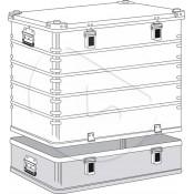 Caisse aluminium Zargal K-470 Plus - Partie Supérieure