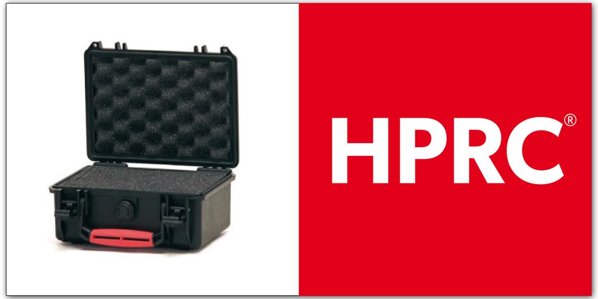 Valise étanche HPRC