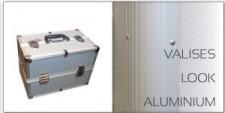Valise aluminium