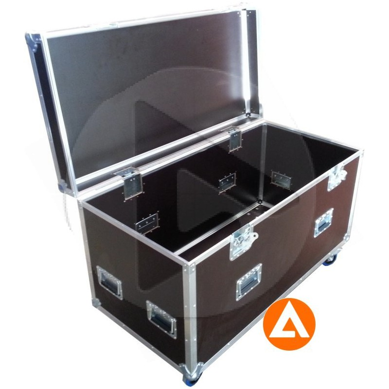 Flight case : malle de transport