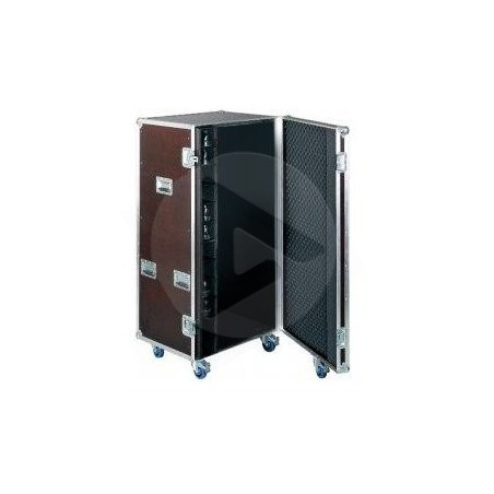 Flight case penderie pour costumes PM