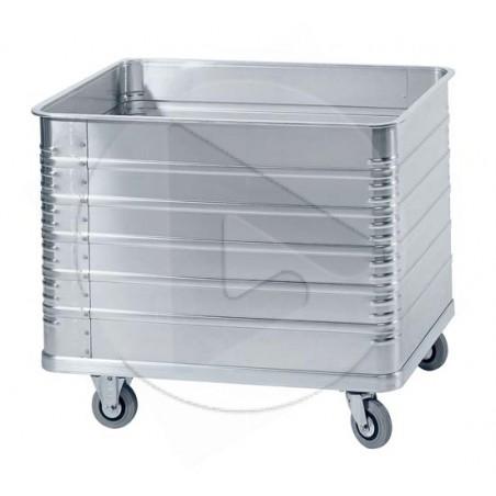 Chariots en aluminium Zargal W170 406350