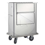 Chariots en aluminium Zargal W171 406920