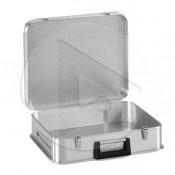 Malette aluminium SCLESSIN A1489/24 ferm. clapet