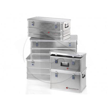 Caisse aluminium SCLESSIN PREMIUM STRUCTUREE A1599/26