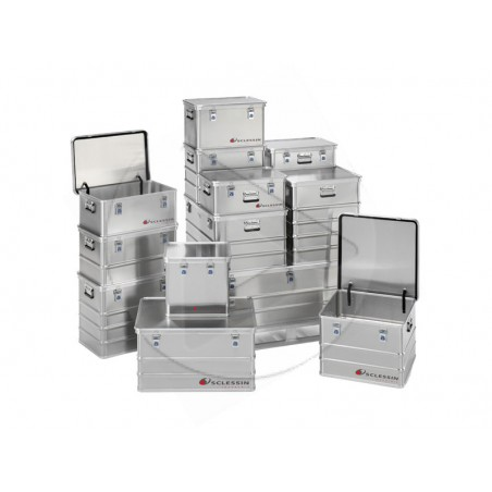 Caisse aluminium SCLESSIN PREMIUM A1569/FK52