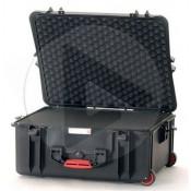 HPRC 2700CW noire avec mousse et roulettes