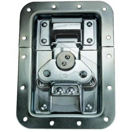 AH_172501 - Adam Hall Hardware Série V3 - Fermeture Papillon V3 grande sans Passage de Profilé Cuvette 14 mm
