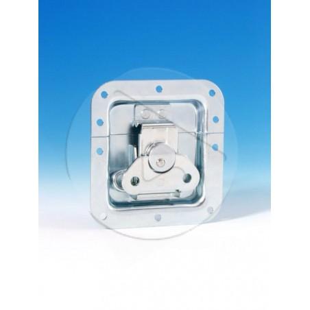 AH_17291 Papillon médium prof 12 mm -zinc