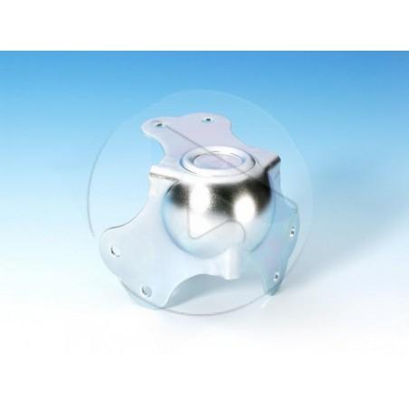 AH_4102 Coin boule GM - empilable - 1.5 mm acier - zinc