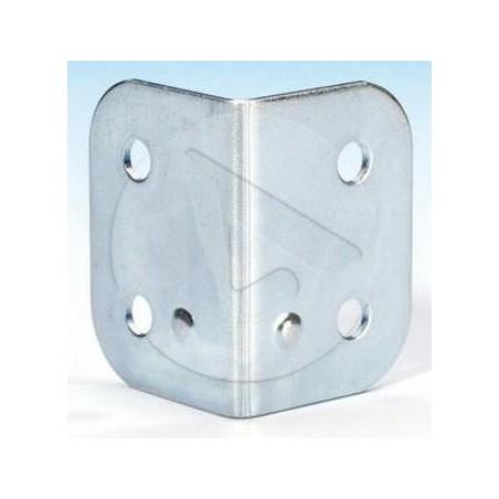 AH_4043 Renfort d'angle - 0mm radius - GM - Zinc