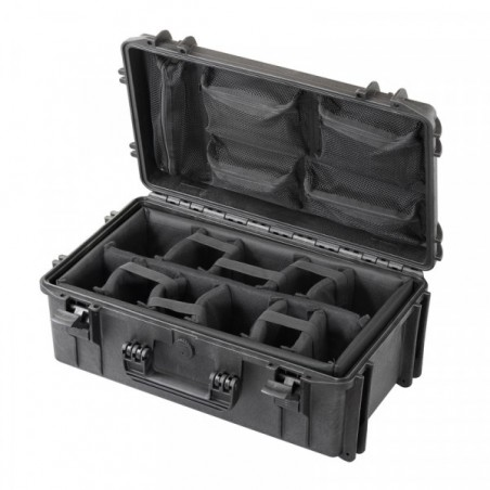 Valise étanche MAX 520CAMORG