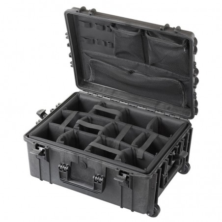 Valise étanche MAX 540H245CAMORGTR