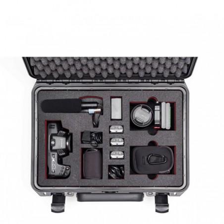 Valise étanche MAX 430 BLACK MAGIC 4K