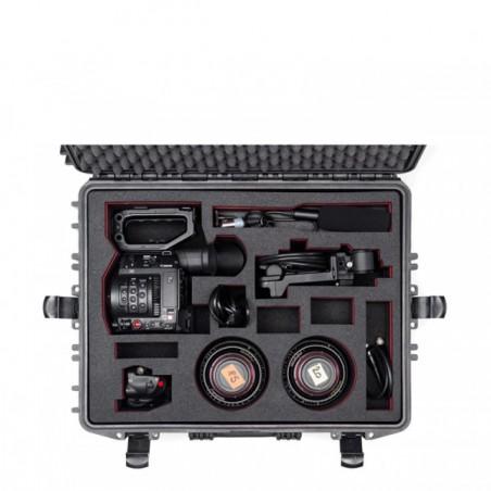 Valise étanche MAX 540 CANON C200