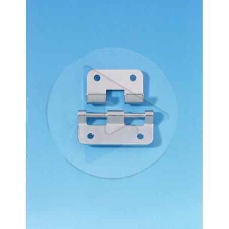 Charnière médium dégondable -zinc - AH_2251