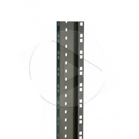 AH_61552BLK Profilé Rack double Acier 2mm