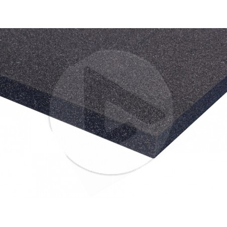 AH_019330 Mousse Plastazote PE noire 200cmx100cmx30mm