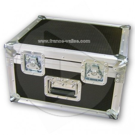 Flight case Valipro 19 pouces 2 sans mousse