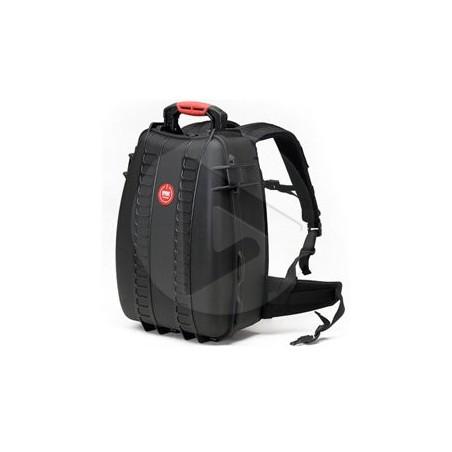 Valise HPRC 3500C noire avec mousse
