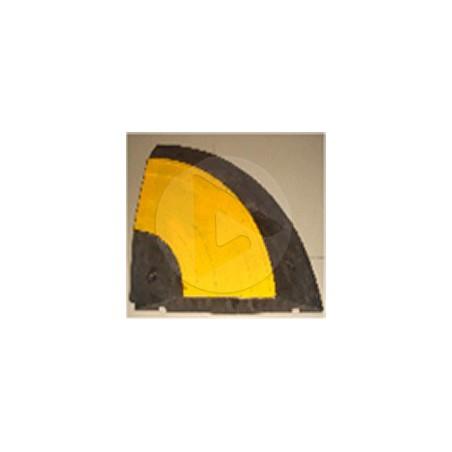 Angle 45 pour CP400 - 4 x ø 35 mm