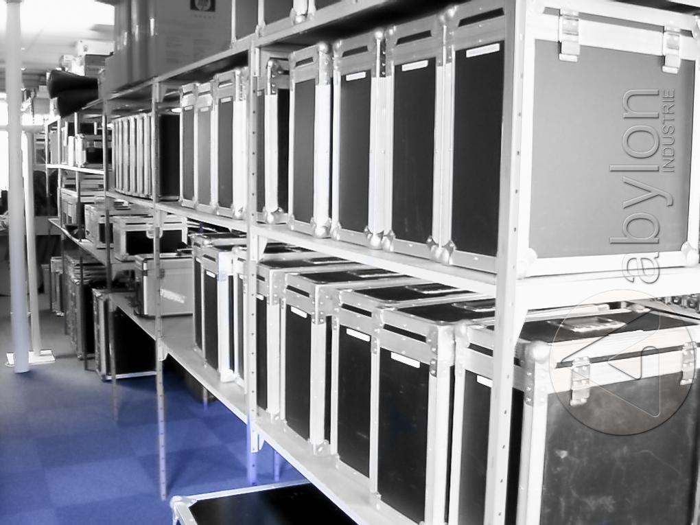 abylon flightcase pour audiovisuel