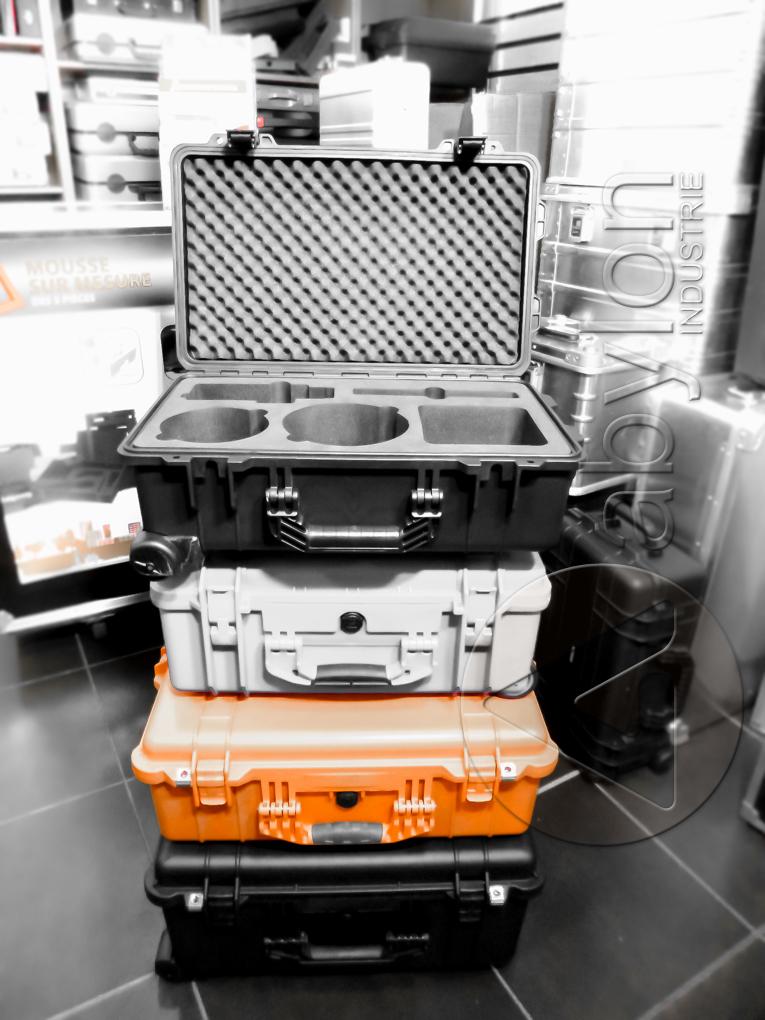 Abylon Industrie : valise commerciale