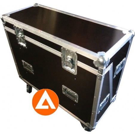 Flight case pour écrans plats