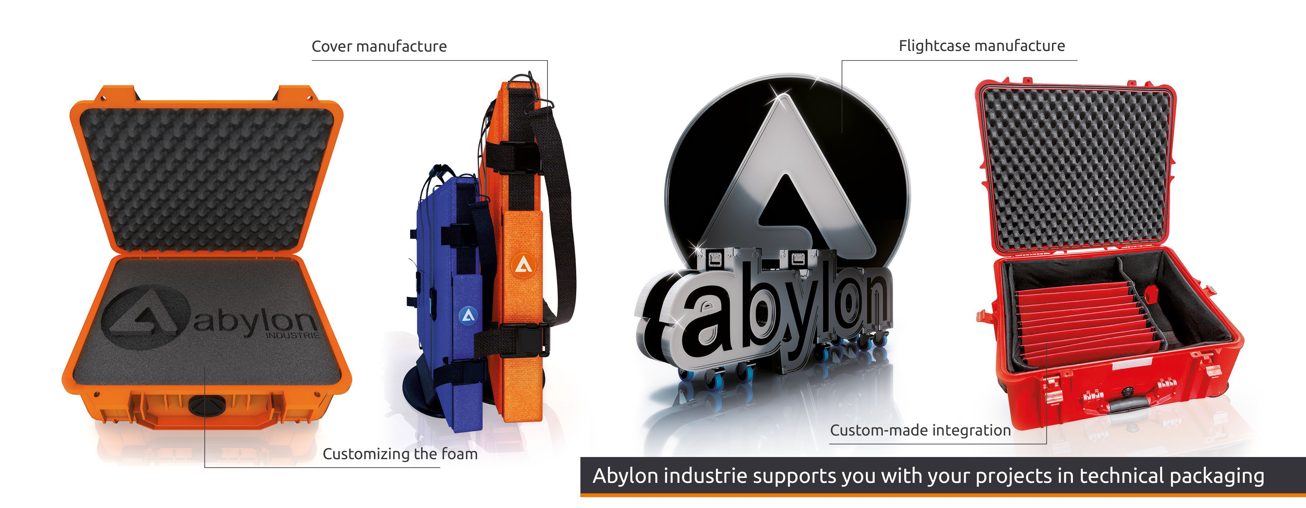 Abylon specialist in technical packaging