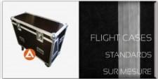 Flight case pour insdustrie